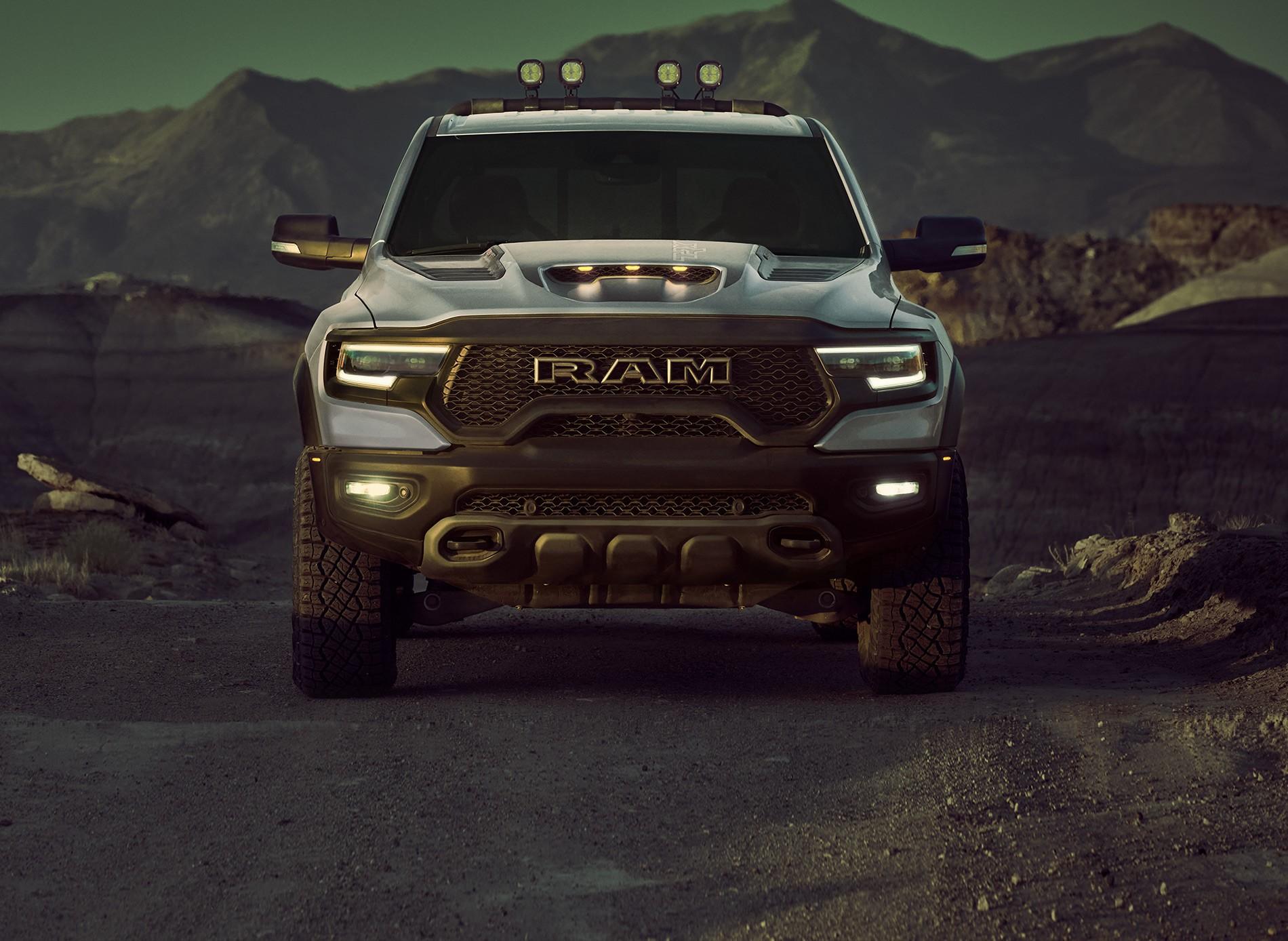 2021 RAM 1500 TRX at Dodge City Auto