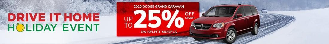 Dodge Discount Offers at Dodge City Auto in Saskatoon