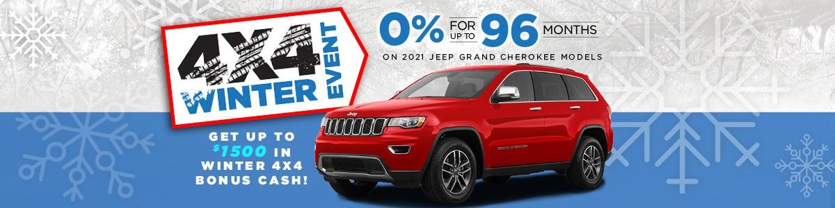 Jeep Discount Offers at Dodge City Auto in Saskatoon